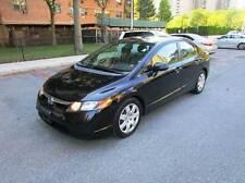 Honda : Civic LX 4dr Sedan