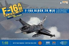 Kinetic 1/48 F-16A BLOCK 20 MLU TIGER MEET 2009 #48036