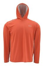 Simms WAYPOINT Hoody ~ Chili NEW ~ Size Small ~ CLOSEOUT