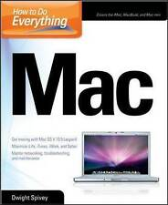 How to Do Everything Mac,GOOD Book