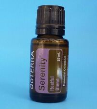 doTERRA SERENITY SLEEP Essential Oil RESTFUL BLEND  15 ML  Factory Sealed Bottle