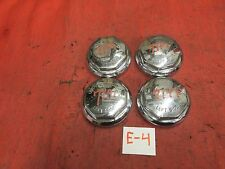 MG, Triumph, Austin Healey, Original Octagon Knock-offs, Set of 4, 7 TPI, !!