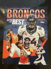 Official Denver Broncos Magazine 2016 Yearbook Edition NEW, UNOPENED