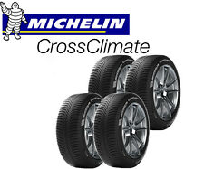 4x Michelin CrossClimate - 205/55 R16 94V XL All-Weather (ALL SIZES AVAILABLE)