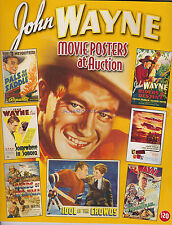 JOHN WAYNE MOVIE POSTERS SUPERB BOOK FROM 2004 HUNDREDS OF CLASSIC IMAGES