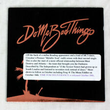 Do Me Bad Things - Time For Deliverance - musica cd ep
