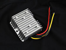 New waterproof DC/DC Converter Regulator 12V Step Up To 24V 8A 192W US Seller
