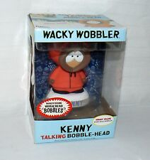 FUNKO WACKY WOBBLER TALKING KENNY BOBBLE HEAD SOUTH PARK