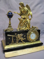 Franklin Mint Angel of the New Age Table/Mantel Clock