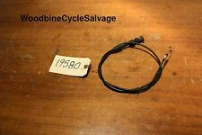 Honda Goldwing GL1100  choke cable wire  # 19580