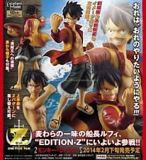 One Piece Film Z Luffy 1/8 Scale Portrait of Pirates Figure NEW