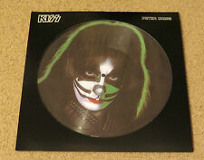 KISS PETER CRISS SOLO LP PICTURE DISC