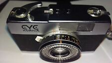 KONICA EYE 35mm half frame camera