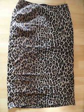 DOLCE & GABBANA chicer Rock Animalprint Leoprint Gr. 38 TOP  BB416