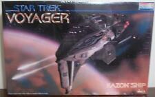 N*I*P 1995 PLASTIC MODEL KIT of STAR TREK: VOYAGER - KAZON SHIP from MONOGRAM