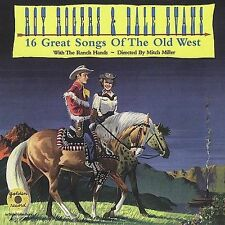 Evans, Dale 16 Great Songs of the Old West CD