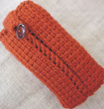 Crochet Pattern ~ CELL PHONE COVER ~ Instructions
