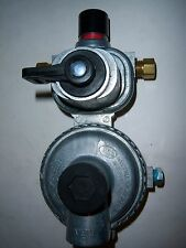 Propane Regulator 2 way Automatic Changeover LP Gas Marshall Excelsior MEGR-253