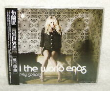 Britney Spears Till The World Ends Taiwan CD w/OBI