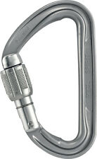 Petzl Karabiner mit Schraubverschluss  - Spirit Screw Lock Sommer 2017 *NEU