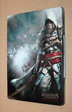 Assassin's Creed IV Black Flag Steelbook ( G1 xbox 360 ) NO GAME