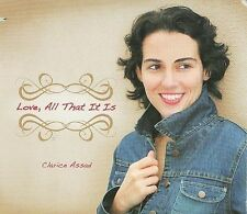 Assad, Clarice Love All That It Is CD