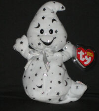 TY VANISH the GHOST BEANIE BABY - MINT with MINT TAG