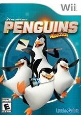 The Penguins of Madagascar - The Game SEALED W/ CASE (Nintendo Wii, 2014)
