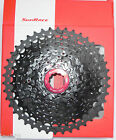 Sun Race - Cassetta Sun Race MX3 11-42T Nera-Rossa/Black red 10v/s b - NEW