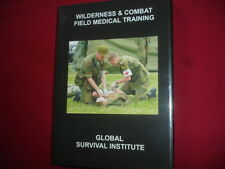 G3  WILDERNESS & COMBAT FIELD MEDICAL TRAINING GUIDE -SPECIAL FORCES FIRST AID