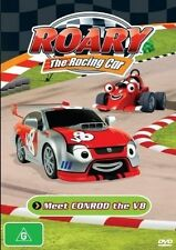Roary The Racing Car - Meet Conrod The V8 (DVD, 2010) BRAND NEW SEALED!