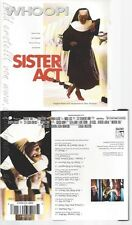 CD--OST UND VARIOUS -- --- SISTER ACT