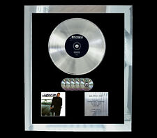 JAY-Z VOL2 HARD KNOCK LIFE MULTI (GOLD) CD PLATINUM DISC FREE SHIPPING TO U.K.