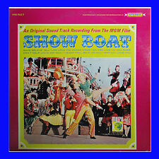 Show Boat Record An Original Sound Track Recording  By Metro Goldwyn Mayer Inc.