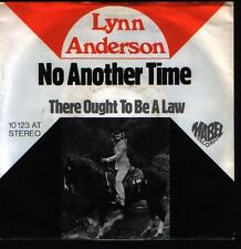 "7"" Single Lynn Anderson No Another Time 70`s Country Mabel Records"