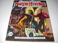 MARTIN  MYSTERE  numero 7 originale!!!! ottime condizioni , esaurito !
