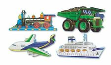 Melissa and Doug Going Places Floor Puzzle - 48 Piece , New, Free Shipping