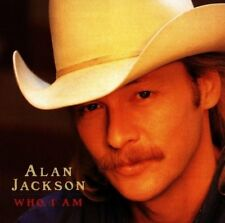 Alan Jackson Who I am (1994) [CD]