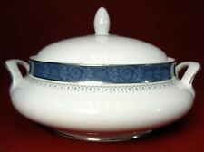 ROYAL DOULTON china SHERBROOKE H5009 Round Covered Vegetable Serving Bowl & Lid