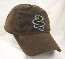 Nike Inter Milan Snake Logo Brown Baseball Cap Hat Football Club EUC Box Shipped
