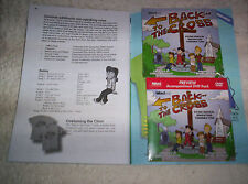 Back to the Cross songbook + CD & DVD Christy and Daniel Semsen 2014 WORD Music