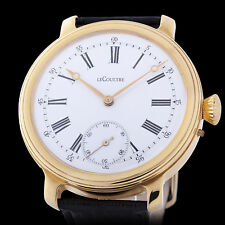 LeCOULTRE WATCH Co MEN'S HIGH QUALITY 15 JEWELS SWISS POCKET WATCH MOVEMENT