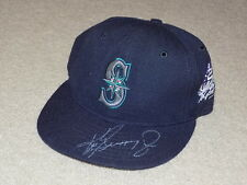 Ken Griffey Jr 1998 All Star Signed Hat Cap Mariners HOF