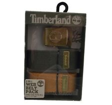 Mens Timberland 2-in-1 Web Belt Pack B73008/341S
