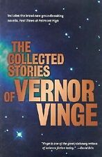 The Collected Stories of Vernor Vinge-ExLibrary