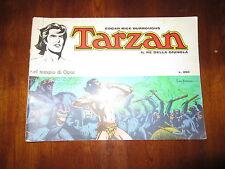 TARZAN IL RE DELLA GIUNGLA ALBO SPECIAL NUMERO 2 EDITRICE CENISIO OTTOBRE 1972