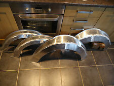 Set GP4 Escort MK2 Alloy Tarmac Arches Rally