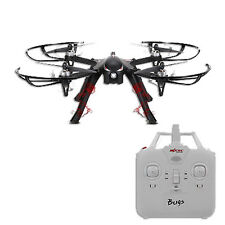 MJX B3 Bug 3 QUADCOPTER BRUSHLESS 2,4 G 6-Axis Gyro DRONE CON TELECAMERA MOUNTS