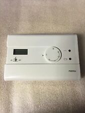 PERRY SLIMLINE ELECTRONIC THERMOSTAT LCD DIGITAL DISPLAY Battery Powered