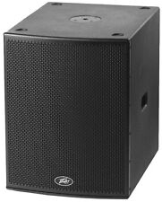 "Peavey Hisys H15 Sub Active Powered Speaker 1000w 15"" Bass Bin Subwoofer"